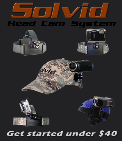 Solvid Head Cam Systme Collage
