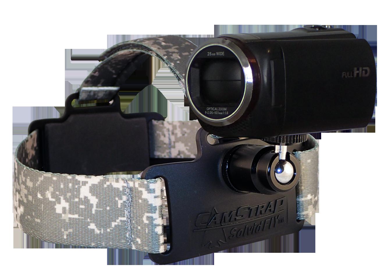 fd19c013649 Solvid CamStrap Universal Head Cam Mount
