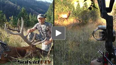 head camera Archery elk bow hunting