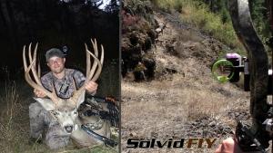 Archery Mule Deer Head Cam Hunting