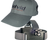 Universal head camera mount hat combo